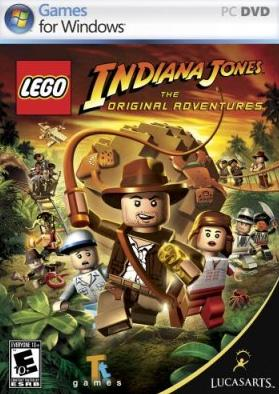Descargar Lego Indiana Jones [English] por Torrent